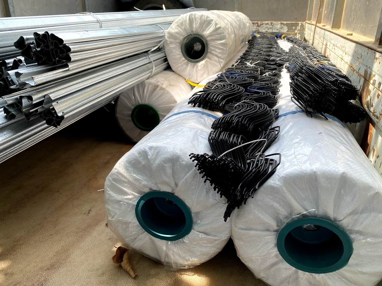 Cuộn màng PE nhà kính sản xuất tại Việt Nam