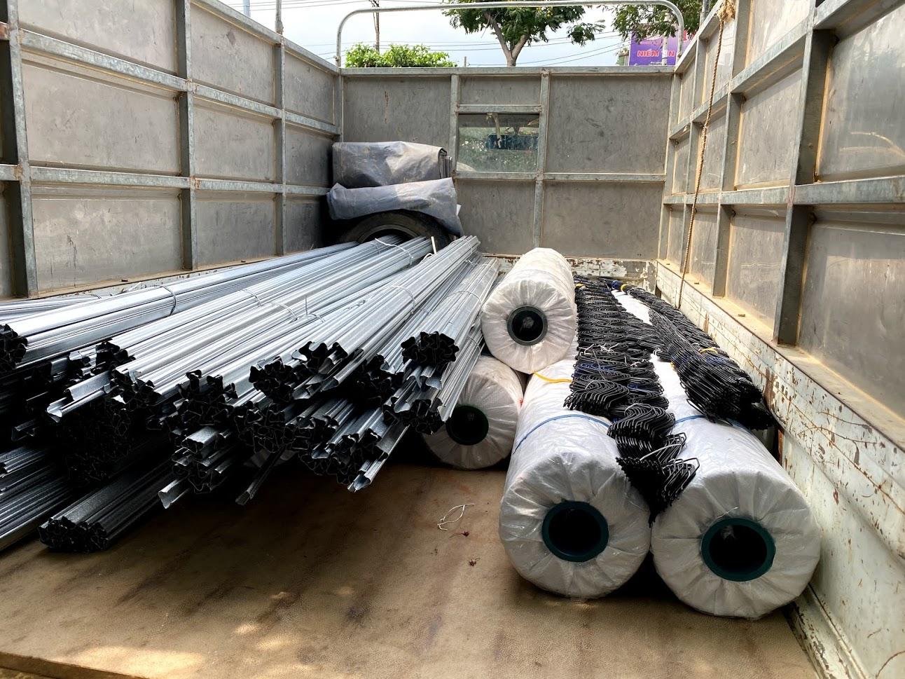 cuộn màng nhà kính nông nghiệp Apollo Hàn Quốc