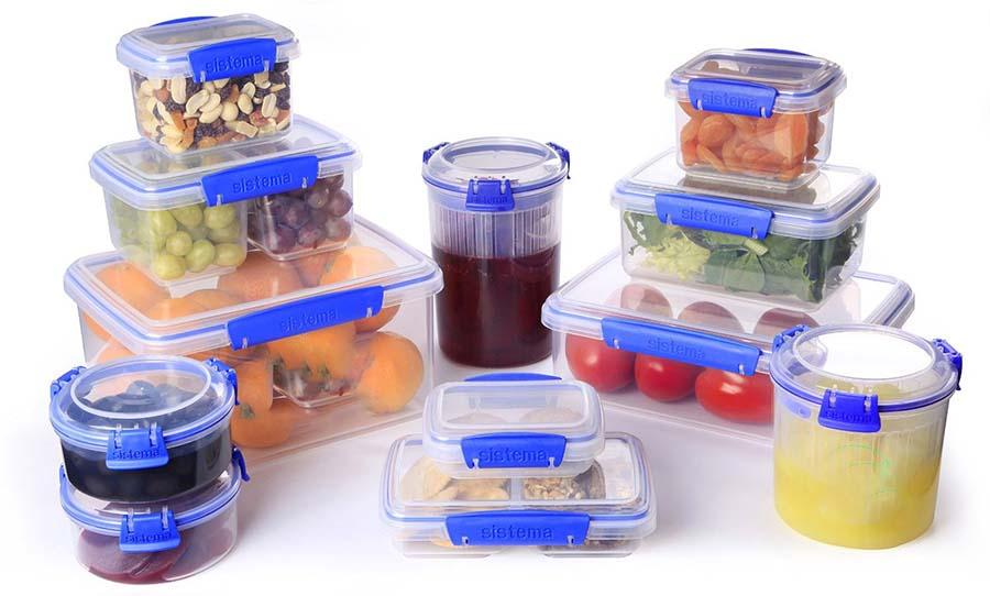 Hộp đựng thức ăn làm từ nhựa PP
