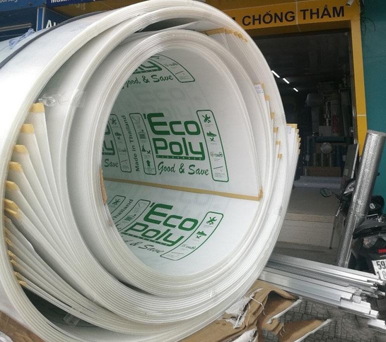 tấm nhựa lấy sáng thái lan ecopoly