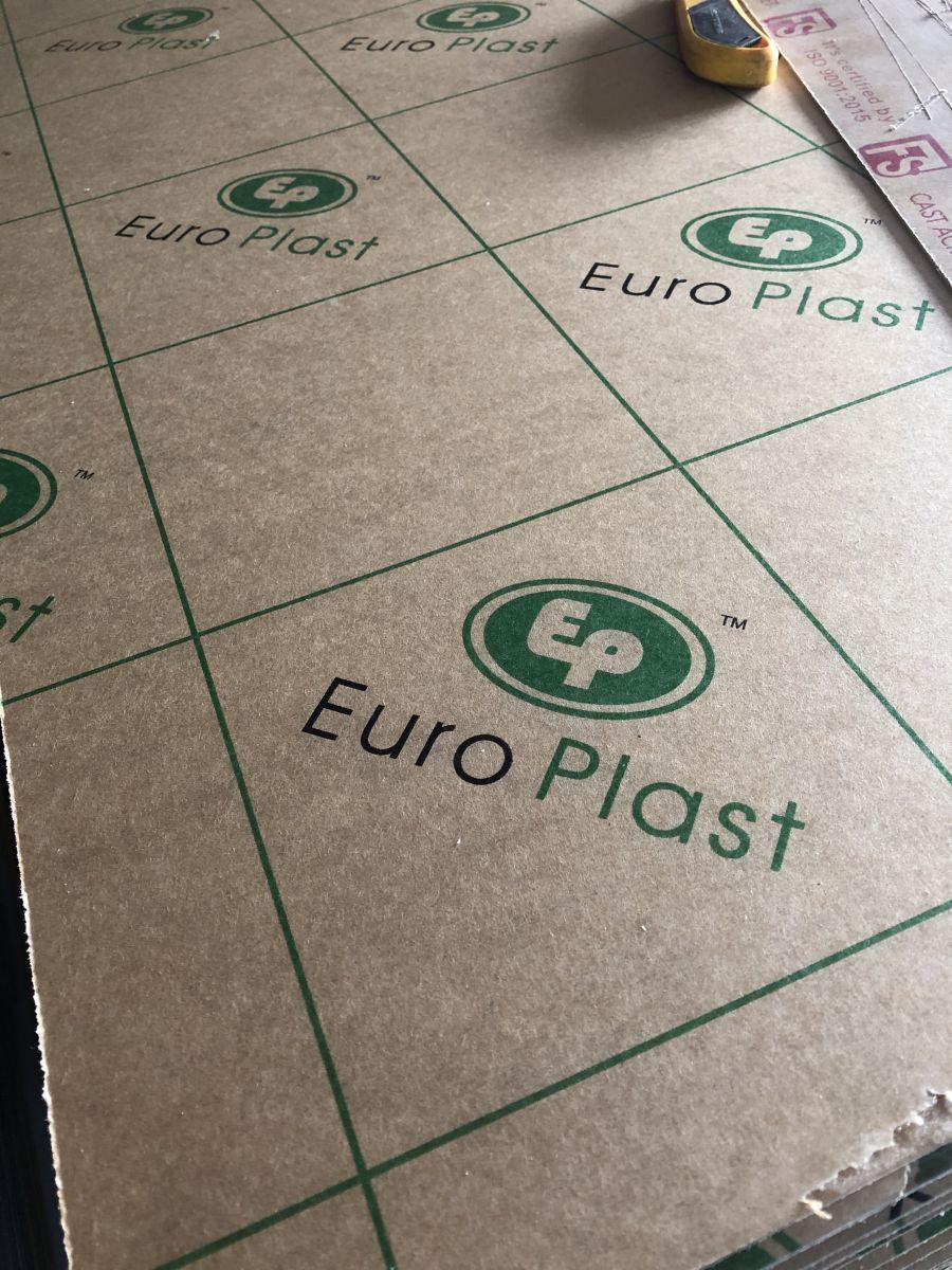 tấm nhựa mica giá rẻ nhập khẩu Ấn Độ Euro Plast