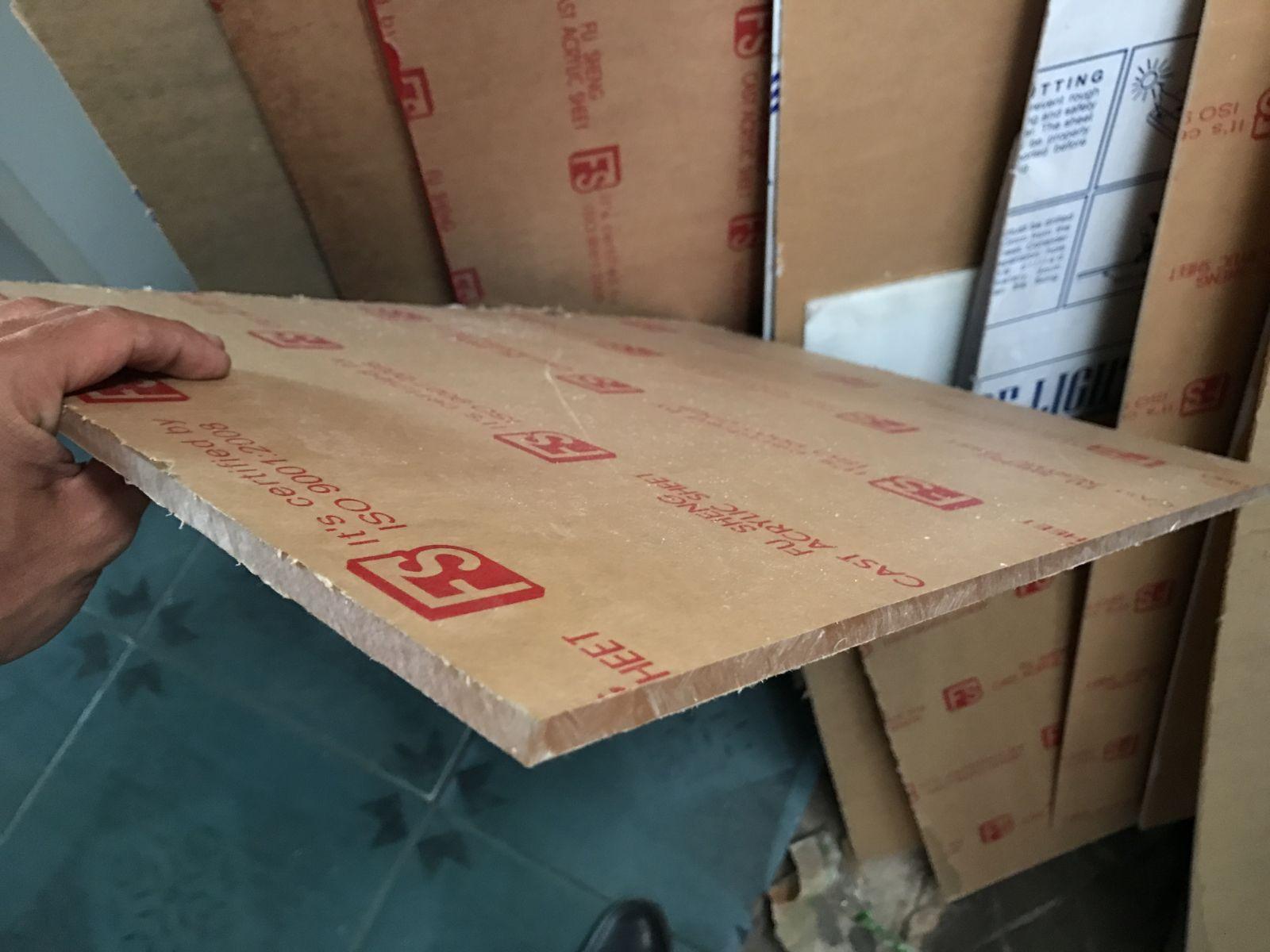 tấm nhựa mica Đài Loan cao cấp FS