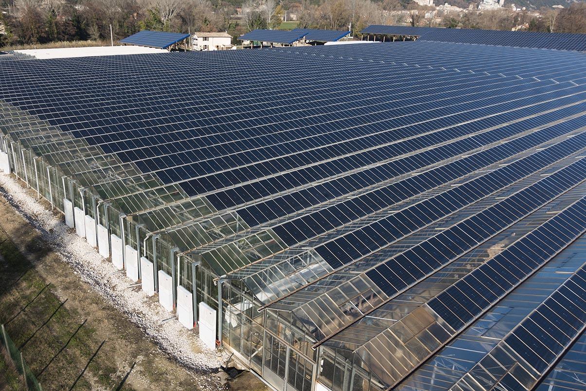 ưu nhược điểm của mô hình nhà kính điện mặt trời