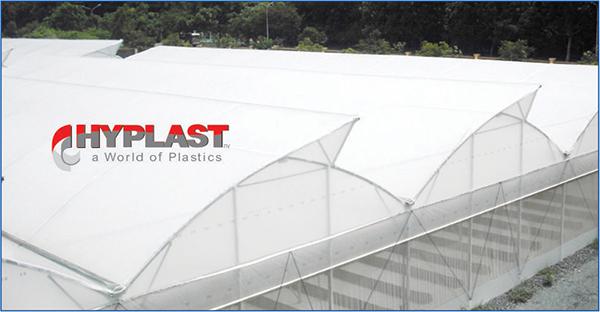 Tổng đại lý màng PE khổ lớn làm nhà kính nông nghiệp Hyplast TPHCM