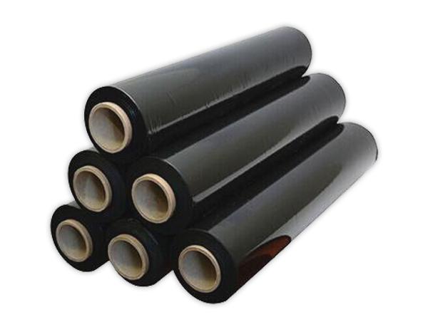 Màng nhựa PE công trình cuộn đen 140MIC 1m x 400m
