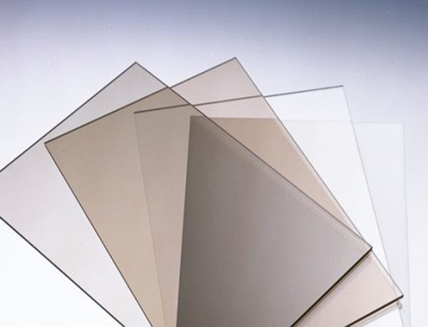 Tấm lợp poly lấy sáng dạng đặc chính hãng