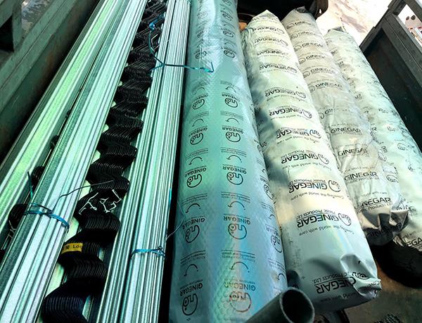 Cuộn màng nhà kính cao cấp Ginegar nhập khẩu israel